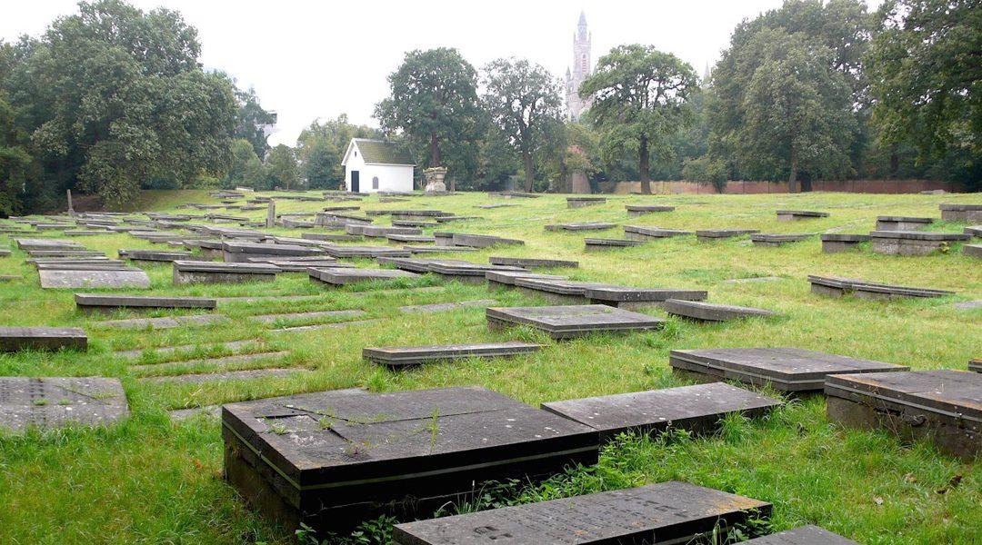 voor de Stichting Joodse Begraafplaats