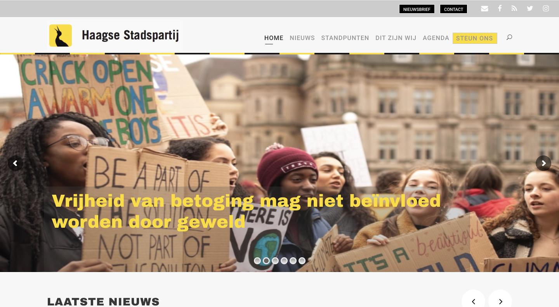 Haagse Stadspartij